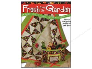 Landauer Quilt Books: Landauer Fresh From The Garden Book