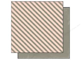 Colorbok 6 x 6: Authentique 6 x 6 in. Paper Free Bird Collection Blush Stripe (25 sheets)