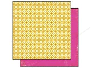 Authentique Paper 6x6 Free Bird Delight Dimnd Pink (25 sheets)