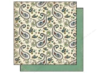 Authentique Paper 6x6 Free Bird Familiar Paisley (25 sheets)