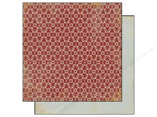 Stencils 6 x 6: Authentique 6 x 6 in. Paper Free Bird Collection Poised Mosaic Floral (25 sheets)