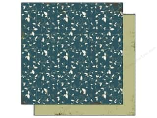 Authentique 6 x 6 in. Paper Free Bird Warmth Floral (25 sheets)