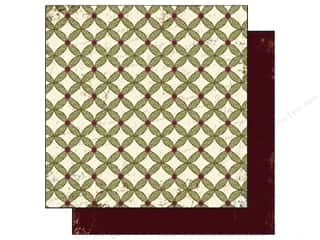 Authentique 6 x 6 in. Paper Free Bird Warmth Quilt Worth (25 sheets)