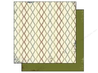 Authentique 6 x 6 in. Paper Free Bird Warmth Diamond (25 sheets)