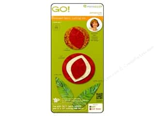 AccuQuilt Go Die Pomegranate