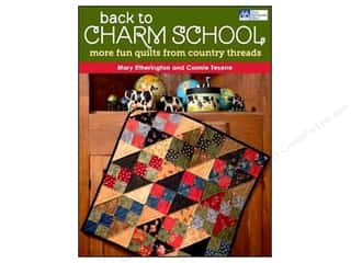 Clearance K&Co Mat Pad 4.75x6.75: Back To Charm School Book