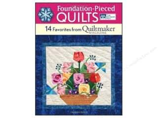 fall favorites: Foundation Pieced Quilts Book