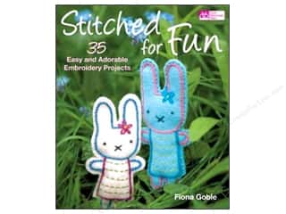 Stitched For Fun Book