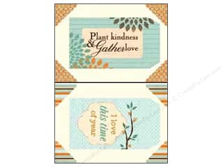 Authentique Die Cut Gathering Headlines 1 (12 sheets)