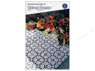 Coats & Clark Books Tabletop Elegance Book