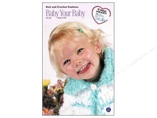 Clearance Red Heart Baby Clouds Yarn: Baby Your Baby Book