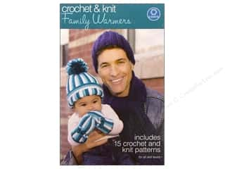 Coats & Clark Books Family Warmers Book