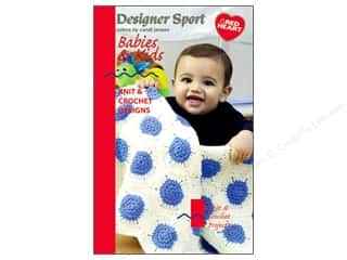 New Sports: Coats & Clark Books Babies And Kids Book
