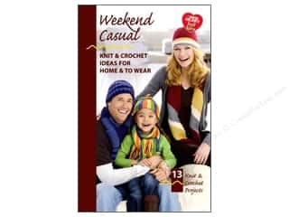 Coats & Clark Books Weekend Casual Book
