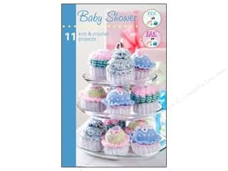 Coats & Clark Books Baby Shower Book