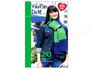 Coats & Clark Books You Can Do It! Book
