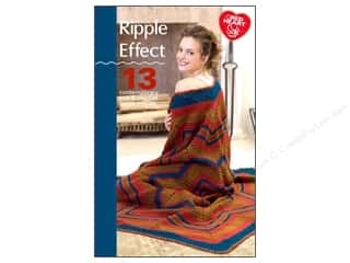 Coats & Clark Yarn: Coats & Clark Ripple Effect Book