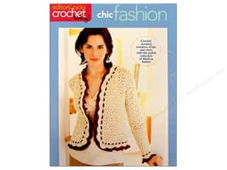 Coats & Clark Books Editor's Picks Crochet Chic Fashion Book