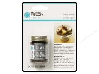 Martha Stewart Liquid Gilding by Plaid Silver