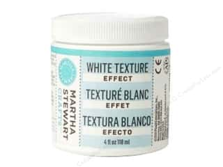Snow Texture: Martha Stewart Effect by Plaid Texture White 4oz