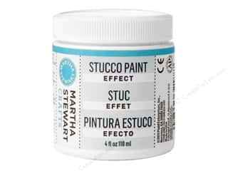 Plaid Basic Components: Martha Stewart Effect by Plaid Stucco 4oz