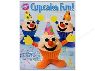 Books & Patterns Birthdays: Wilton Cupcake Fun! Book