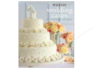 Wedding Clearance: Wilton Wedding Cakes A Romantic Portfolio Book