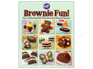 2013 Crafties - Best Quilting Supply: Brownie Fun! Book