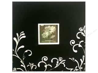 Pioneer Scrapbook 12x12 Scroll Frame Black/White