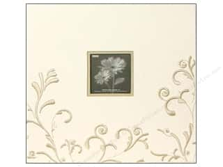 Pioneer Scrapbook 12x12 Scroll Frame Ivory/Ivory
