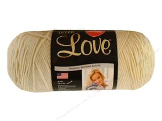 Everything You Love Sale: Red Heart With Love Yarn #1303 Aran 370 yd.