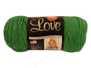 2013 Crafties - Best Quilting Supply Clover Wonder Clips: Red Heart With Love Yarn Clover 7oz.
