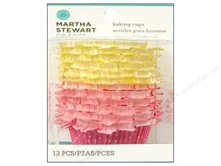 Martha Stewart Baking Cups Pastel Dotted