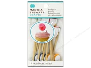 Martha Stewart Food Decorating Food Picks Spring Pom Pom