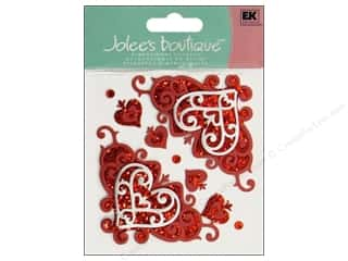 Jolee's Boutique Stickers Valentine Flourishes
