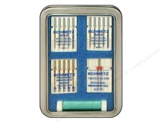 Sulky Clear: Schmetz The Gift Box Tin Embroidery