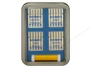 Jean/Denim Needles: Schmetz The Gift Box Tin Assorted Mix
