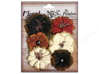 Petaloo Darjeeling Mixed Medium Black/Cream/Brown