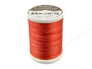 Sulky Sulky Blendables Thread 30wt 500yd: Sulky Blendables Cotton Thread 30 wt. 500 yd. #4061 Poppy