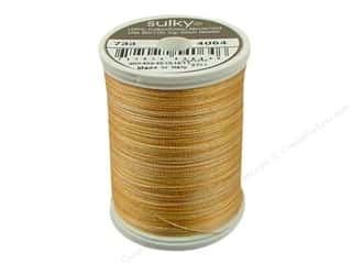 Sulky Sulky Blendables Thread 30wt 500yd: Sulky Blendables Cotton Thread 30 wt. 500 yd. #4064 Buttercup