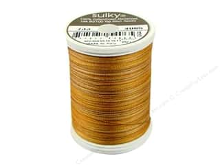 Sulky Sulky Blendables Thread 30wt 500yd: Sulky Blendables Cotton Thread 30 wt. 500 yd. #4065 Sundown