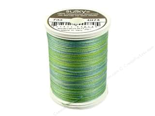 Sulky Sulky Blendables Thread 30wt 500yd: Sulky Blendables Cotton Thread 30 wt. 500 yd. #4074 Bluegrass
