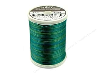 Thread Heaven: Sulky Blendables Cotton Thread 30 wt. 500 yd. #4087 Blue Heaven