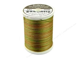 Warm and Natural: Sulky Blendables Thread 30 wt. 500 yd. Summer Woods