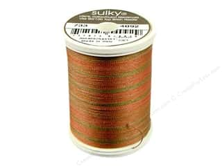 Warm and Natural: Sulky Blendables Thread 30 wt. 500 yd. Summer Fruit
