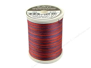 Red Hat Purple: Sulky Blendables Cotton Thread 30 wt. 500 yd. #4132 Hat Ladies