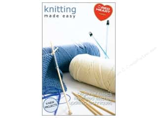 Coats & Clark Books Knitting Made Easy Book