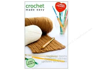 crochet books: Crochet Made Easy Book