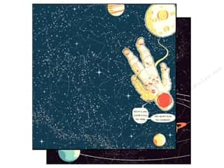Clearance Best Creations Paper 12x12: Best Creation 12 x 12 in. Paper Space Age Collection Mankind (25 sheets)