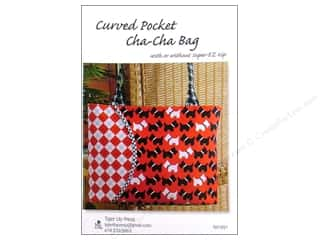 Curved Pocket Cha Cha Bag Pattern